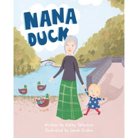 Nana Duck e-book